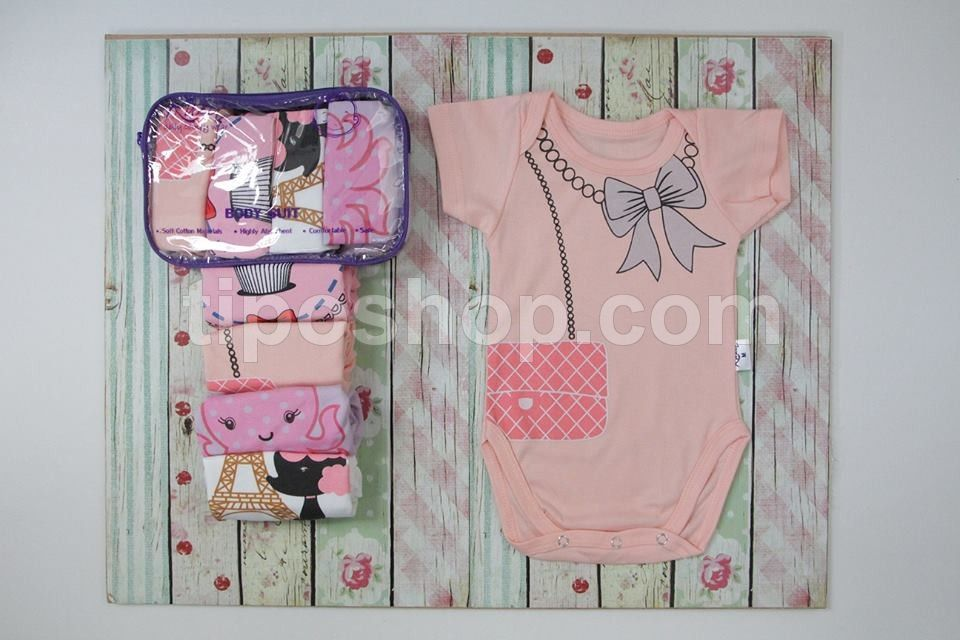 Body Suit Jumper Bayi Kazel Princess