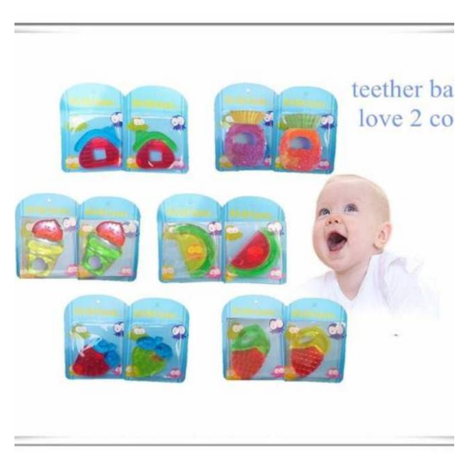 Mainan Gigi Teether Air