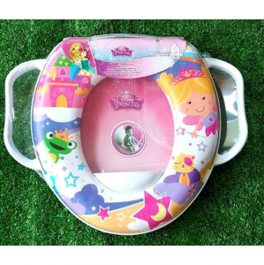 Pispot Bayi Potty Handle Princess